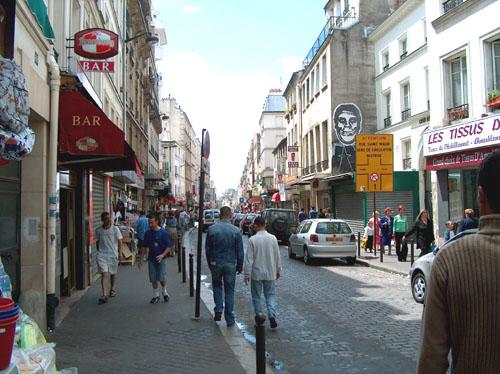 Croiser dans la rue